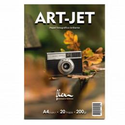 Papel Fotográfico A4 200 gr. FLEX Brillante x 20 hojas - Art Jet