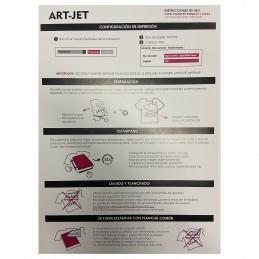Papel Transfer Prendas Claras A3 x10 hojas - Art Jet