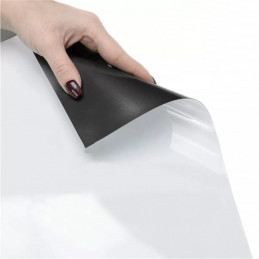 Combo Pizarra Planner Organizador Imantado Blanca 30 x 45 cm. Con Marcador