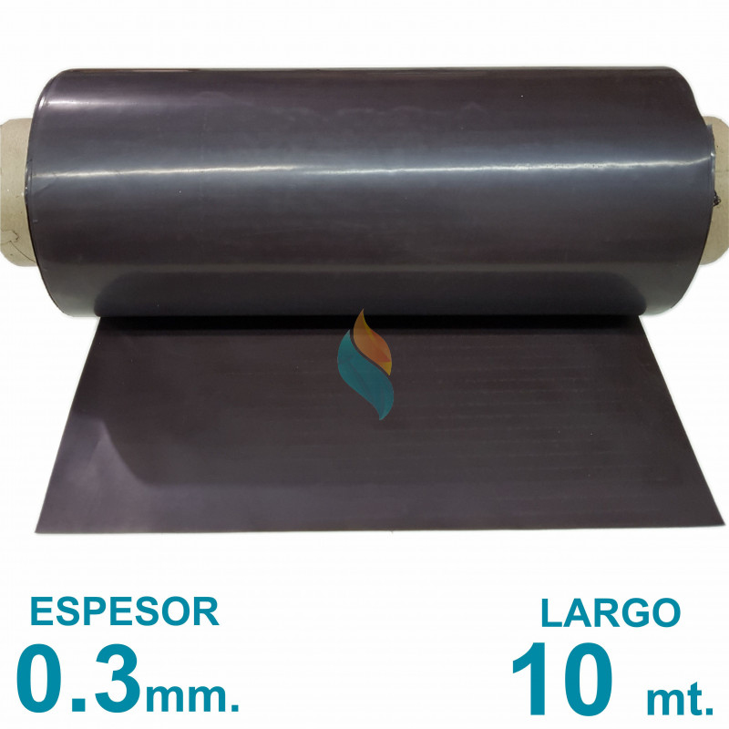 Rollo imán SIN Autoadhesivo 10 mt. x 31 cm. - Grosor 0.3mm