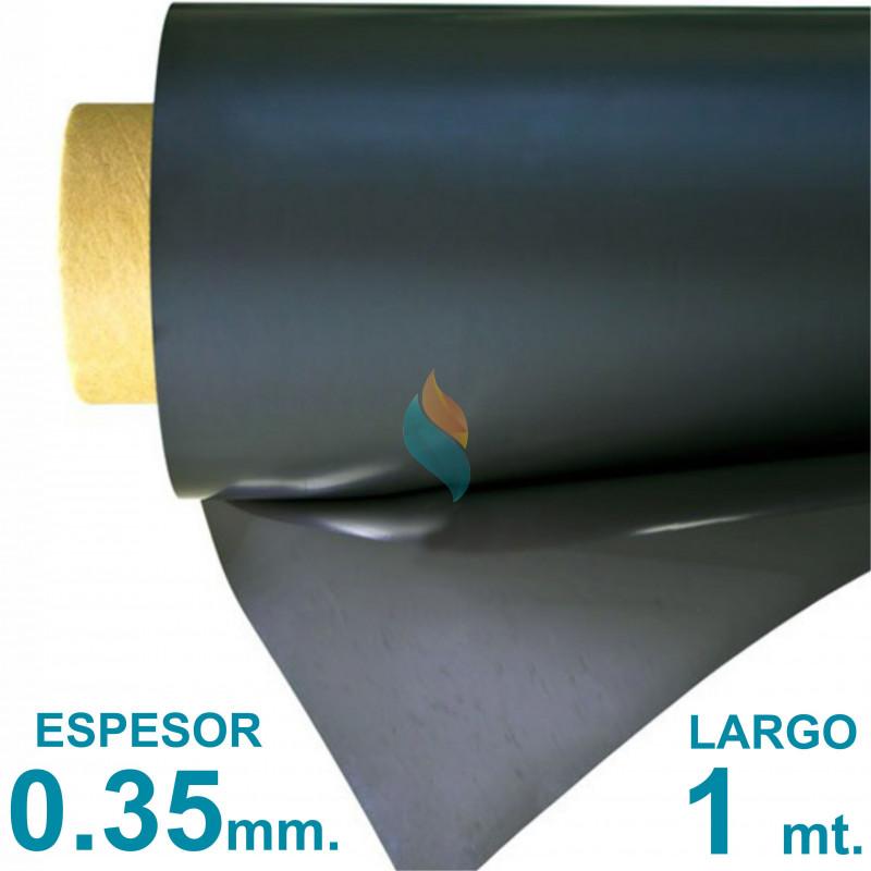 Rollo imán SIN Autoadhesivo 1 mt. x 31 cm. - Grosor 0.35mm