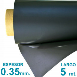Rollo imán SIN Autoadhesivo 5 mt. x 31 cm. - Grosor 0.35mm