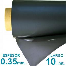 Rollo imán SIN Autoadhesivo 10 mt. x 31 cm. - Grosor 0.35mm