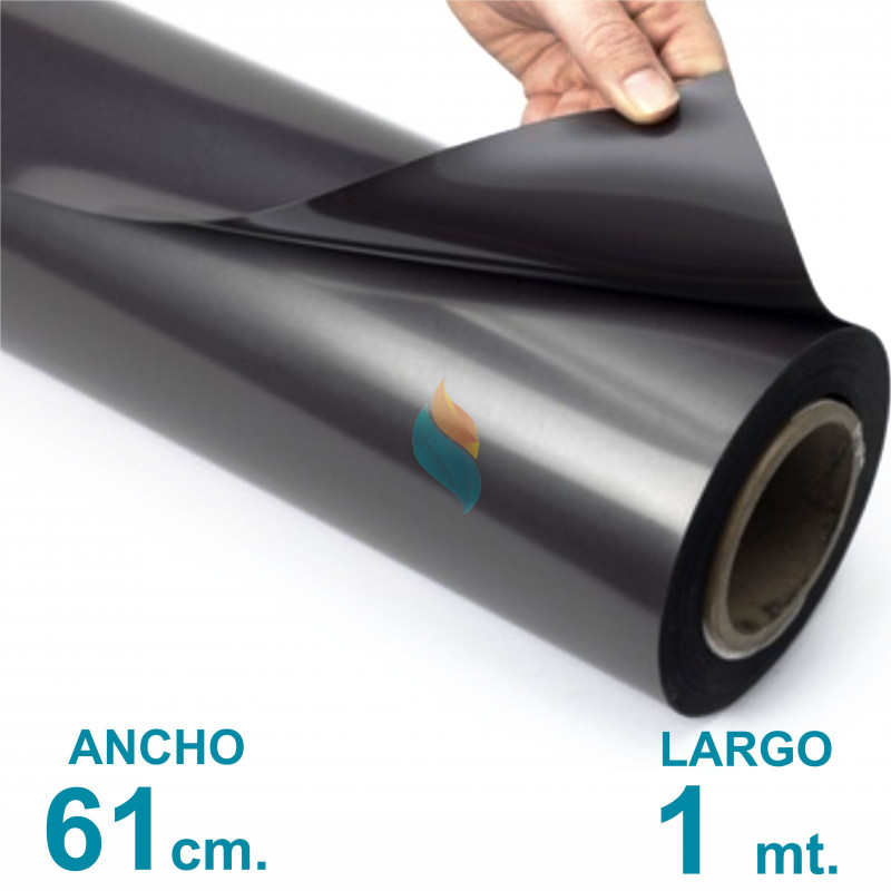 Rollo Imán Vehicular SIN Autoadhesivo 1 mt. x 61 cm. - Grosor 0.8mm - Premium