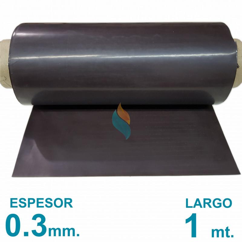 Rollo imán SIN Autoadhesivo 1 mt. x 31 cm. - Grosor 0.3mm