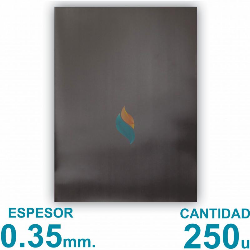 Plancha Imán Sin Autoadhesivo A4 Bulto Cerrado x250 uni. - Grosor 0.35mm - Premium