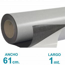 Rollo imán Autoadhesivo 1 mt. x 61 cm. - Grosor 0.35mm - Premium
