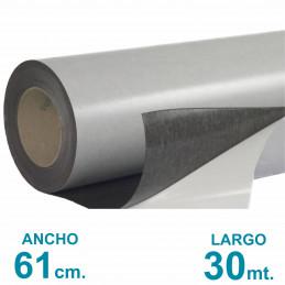 Rollo imán Autoadhesivo 30 mt. x 61 cm. Bulto Cerrado - Grosor 0.35mm - Premium