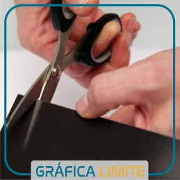 Plancha imán Autoadhesivo  A4 (21x29.7cm) x1 uni. - Grosor 0.35mm - Premium