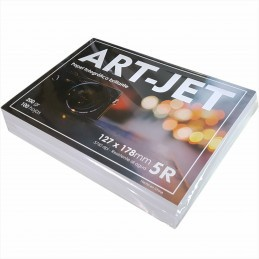 Papel Fotográfico 13x18cm 200 gr. Brillante x 100 hojas - Art Jet