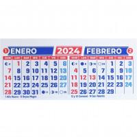 Calendarios Bimensuales - Grafica Limite