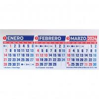 Calendarios Trimensuales - Grafica Limite
